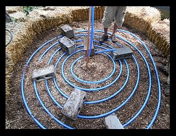 """Centrala verde"" cu compost – cea mai ieftina sursa naturala de caldura si energie"